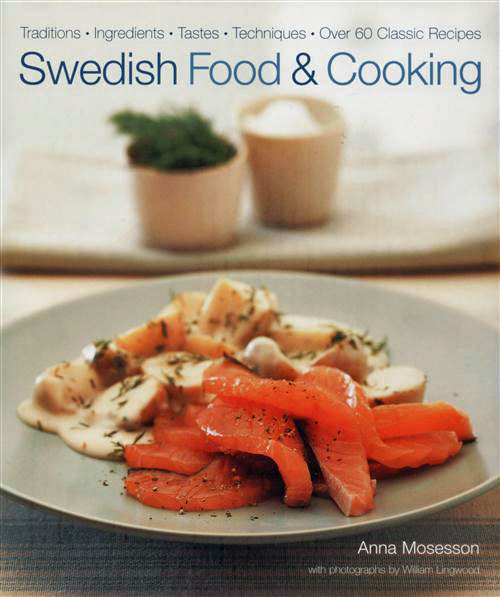 Cover of Swedish Food & Cooking by Anna Bonde-Mosesson