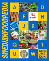An encyclopedia of Swedish food is being developed