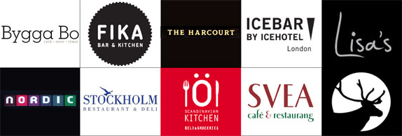 Swedish restaurants in the UK